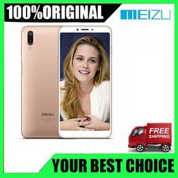 зарядное устройство для двух sim-карт Скидка Новый оригинальный Meizu E3 4G LTE 6 ГБ 64 ГБ / 128 ГБ Смартфон Snapdragon 636 Octa Core 5.99