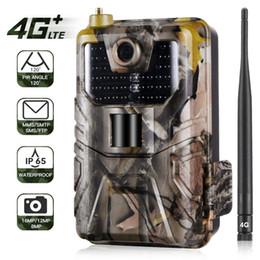 FTP, SMTP 4G MMS, SMS Email Trail Kamera Kablosuz Vahşi Vahşi Av Kameralar Hücresel Mobil HC900LTE 20MP 1080P Gece Görüş T191016 nereden