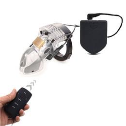 CB6000 целомудрие устройство петух Клетка для человека, электрический петух кольцо Пояс Целомудрия, пульт дистанционного управления электрошок пенис кольцо секс-игрушки supplier penis electro shock device от Поставщики электрошоковое устройство пениса