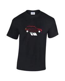 Gt turbo online-Camiseta de diseñador de camisetas para hombre Renault 5 GT Turbo Hot Hatch Car Camiseta estampada para hombre