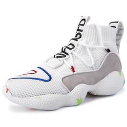 247c58a56d4207 VMUKSAN Brand New Mens Sneakers Hohe Schuhe Für Männer Elastizität Warme  Winter Zu Fuß Freizeitschuhe Klassische Lace-Up Männlichen