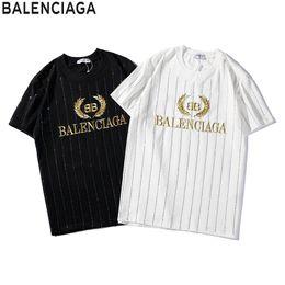 Camisa da orelha on-line-DD 258 espigas de trigo homens unisex t shirt marca gc bb mode logo carta impresso t-shirt de manga curta mulheres moda hip hop street style camisetas