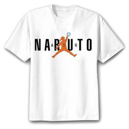 2019 японская футболка Футболка Наруто Боруто Мужчины / женщины / дети Учиха Итачи Узумаки Саске Какаши Гаара Япония Аниме Футболка с футболкой Топ Fuuny Футболка Q190514 скидка японская футболка