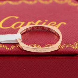 Presentes unisex on-line-Quadrado Padrão Carta Charme Anéis De Cauda Moda Das Mulheres Dos Homens Anel De Design Simples Presente De Aniversário Unisex Anel Amante Da Personalidade Do Feriado Anel Da Cauda