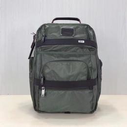 zaino del computer portatile del camuffamento Sconti Nylon balistico 26558 D2alpha2 business casual da viaggio zaino zaino tumi laptop bag borse zaino