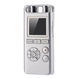 mp3 tft Rabatt Lanpice Digital Recording Pen Recorders 8 GB MP3-Player mit TFT-Farbbildschirm Intelligente Rauschunterdrückung