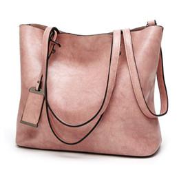 borse della borsa del progettista borse a spalla colore solido per il cuoio morbido PU Donne Totes casuali per le borse tutto fiammifero femminile