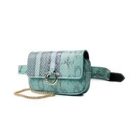Piccolo disegno del sacchetto di imballaggio online-Fashion Design Waist Bags Fanny Pack per le donne Anello di alta qualità Serpentine Lady Borse a tracolla Borsa borsa piccola Bum Bag 2019