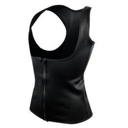 Chaude taille Soutien Brace Ceintures Body Shaper Minceur Taille Formateur Zipper Gilet Femmes Grande Taille Formateur Corset Sweat Ceinture ? partir de fabricateur