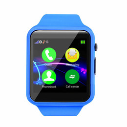 touch screen music player Coupons - 2019 Kids Smart Watch Wristwatch Touch Screen Music Player SOS Phone Call Camera