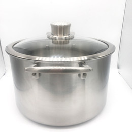 22 * 14 cm 26 * 17 cm panela de sopa de titânio é titanium panelas o tamanho Diferente utensílios de cozinha venda quente e melhor qualidade de