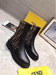 Argentina 2019 otoño e invierno nuevas botas de las mujeres de los zapatos ocasionales de los zapatos cargadores de las mujeres de las mujeres de cuero de moda de la marca Martin botas de alta calidad Suministro