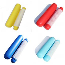 Ligne flottante gonflable Chaise de pont de l eau pliable Ceinture Net  Adulte Enfant Double Usage Dossier Canapé Bleu Orange 15gc C1