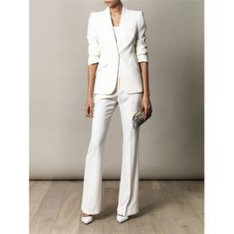 diseños de uniformes para mujeres Rebajas Trajes de mujer Diseñados a medida Uniformes de oficina Mujer de negocios Trajes de mujer Slim fit Pantalones formales para bodas Pantalones de dama