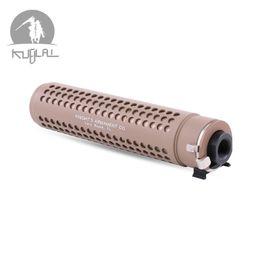 Kublai KAC PDW QD 14 mm hilo negativo Freno de boca con QD Flash Hider kit para M4 AR15 556 juguetes molde desde fabricantes