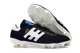 36d8d49e01c 2018 New Style Mens Leather Soccer Cleats Copa 70Y FG Soccer Shoes Copa  Mundial 18 Chaussures De Football Boots Scarpe Calcio