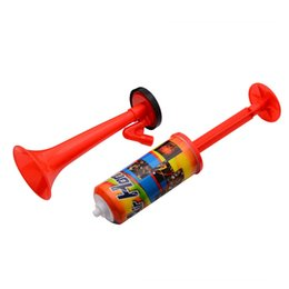 Производители насосов онлайн-1pc New Handheld Small Air Horn Pump Loud Noise Maker Safety Pumps for Birthday Parties Sports Events