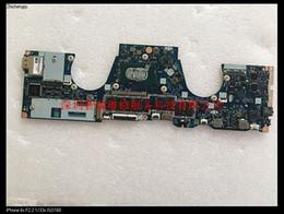 Placa mãe do laptop intel i5 on-line-Para lenovo yoga 720 720-13ibk placa-mãe CIZY3 LA-E551P 5B20N67805 I5-7200U DDR4 8G UMA mainboard, totalmente testado