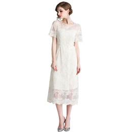 0e56b850b Distribuidores de descuento Vestido Corto Blanco Ol | Vestido Corto ...