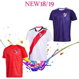 casco rouge Promotion 2018 2019 nouveaux maillots de soccer PONZIO River Plate 18 19 SCOCCO CASCO home MARTINEZ AWAY ROUGE PEREZ FERNANDEZ FOOTBALL