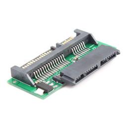Hdd 1.8 Inç Mikro HDD SSD 3.3 V ila 2.5 Inç 22PIN SATA 5 V Adaptörü # 67541 supplier micro ssd adapter nereden mikro ssd adaptör tedarikçiler