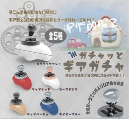 Auto di giocattolo di novità online-Decompressione artefatto polpastrelli mini auto decompressione artefatto giocattolo sfogo adulto manuale delle marce del cambio novità sensi giocattoli giocattolo ufficio