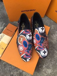sandalias de vestir plateadas tacón de cuña Rebajas 2019 Zapatos de negocios de tela de mezclilla azul gris 2075 guan Zapatos de vestir de hombre BOTAS AMAZOSOS DRIVERS HEBOTAS ZAPATOS DE ZAPATILLAS