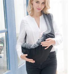 gesichtsvorhang Rabatt Hohe Qualität 0-24 Monat Babytrage Schlinge Wrap Rucksack Swaddling Front Facing Cradle Einstellbare Baby Schulter Träger
