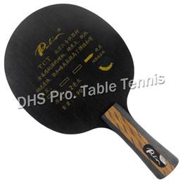 Tênis de mesa original on-line-Original Palio TCT (Ti + Carbono) Lâmina De Tênis De Mesa lâmina de carbono raquete de tênis de mesa esportes de raquete para a equipe de Pequim