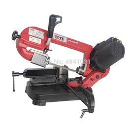 """Máquinas de torneado online-GFW4013 sierra de cinta de metal / puede girar Sierras de ángulo / 5 """"BOYE máquina de corte de metal"""