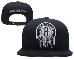 filets de baseball Promotion sports sunhats Brooklyn Baseball Cap filets chapeaux discount en gros réglable Snapback Chapeaux de sport Drop Shipping