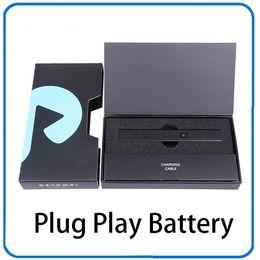 2019 rauchverdampfer Heißer Verkauf Exotics DNA Plug Play Batterie 500mAh Hülse Batterieinstallationssatz Lipo E Zigarette Vape Feder Batterie für leere Hülsen 0266303