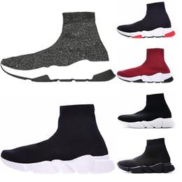 Canada Balenciaga sock speed trainer shoes Date Cool Gris TN Plus Noir baskets blanches Sport Sneaker hommes femmes Tropical Sunset SUNSET Jeu Royal Triple blanc chaussures de course Offre