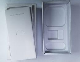 Iphone leere pakete online-Leeres Telefon BOX US EU UK Version für iPhone 5 5s 6 6s 7 8 XR XS MAX Leeres Telefonpaket Verpackung Box ohne Zubehör Telefonzelle