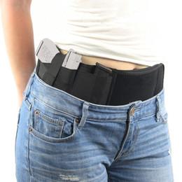 coldres para pistola Desconto Táticas profissionais Materiais Compósitos À Prova D 'Água Cintas Da Cintura Coldre Universal Gun Case Multi-função Hidden Pistol Holster Cintura