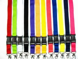 Wholesale 2019 Lanyards of Love Pink pour clés cartes d identité porte badges chaîne LOVE PINK lanyard necklace avec clip chaîne pour collier de cigarette électronique