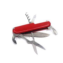 El mejor regalo 7 en 1 multifuncional que acampa al aire libre herramientas del cuchillo del abrebotellas Destornillador multifuncional del hogar plegable del cuchillo de bolsillo desde fabricantes