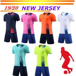 uniformes de equipo de futbol Rebajas Sudaderas personalizadas, camisetas de fútbol para niños, camisetas para niños con pantalones cortos, uniformes de entrenamiento del equipo de fútbol, camisetas de fútbol