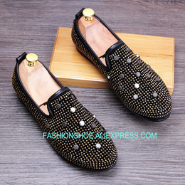 Flat Rivet Stud Shoes Online Shopping | Flat Rivet Stud