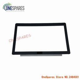 крышка ноутбука Скидка Новый LCD оригинальный Laptop ободок Передняя крышка Крышка для Latitude E6230 Series B оболочки экрана коробки VYKNN 0VYKNN VNX3300