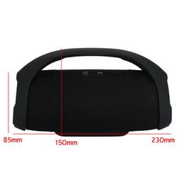 Boom Box Portable Portable Extérieure Sans Fil Bluetooth Haut-Parleur Subwoofers HIFI Basse Colonne Haut Parleur Subwoofer SoundBox avec Radio FM ? partir de fabricateur