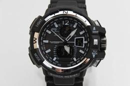 поясной силиконовый мужской Скидка GW-A1100 Спортивные электронные мужские часы GWG1000 Водонепроницаемый и ударопрочный открытый альпинистский светодиодный дисплей World Time Силиконовый пояс
