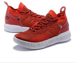 2324148e6fce New designer shoes KD 11 Basketball Shoes Kevin Durant 11s Zoom mens  running Athletic off shoes white luxury KD EP Elite Low Sport Sneakers