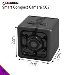 Mini transmisor de cámara online-Venta caliente de la cámara compacta de JAKCOM CC2 en las cámaras de vídeo de la acción de los deportes como mini cámara del usb de la grúa del zhiyun de fm