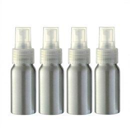 aluminium-flaschenpakete Rabatt 30ml 50ml 100ml 120ml 150ml 250ml Aluminium Feinnebel Spray Flaschen Nachfüllbar Metall Zerstäuber Container Kosmetik Parfüm