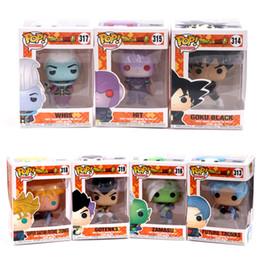 2019 drachenball helden FUNKO POP Dragonball Dragon Ball KAI Figuren Hero Charaktere Modell Vinyl Action Movie Figuren beste Geschenk günstig drachenball helden