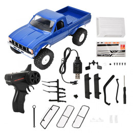 2019 rc crawler car RC Car Controle Remoto Crawler DC-24 2.4G Controle Remoto Rock Crawler Buggy Car Racing Modelo RC Toy for Kids Crianças rc crawler car barato