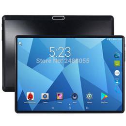 2019 tavoletta di ottica Hard 2.5D Vetro tablet da 10 pollici Android 8.0 Octa Core 4G FDD LTE 4 GB RAM 32 GB ROM 8 core 1280x800 IPS Screen GPS Tablet 10,1 tavoletta di ottica economici