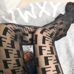 Canada Bas marque pour femmes Sexy Black Thin Lady Collants Top Qualité Designer Marque Chaussettes Femme Offre