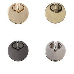 2019 switch accessori Pulsante interruttore accessori bagaglio borsa borsa torsione metallo tondo forma rotonda switch accessori economici